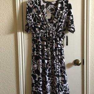 NWT BCBG MAXAZRIA dress size L